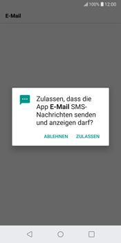 LG G6 - E-Mail - Konto einrichten - 12 / 15