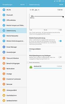 Samsung Galaxy Tab A 10.1 - Internet - Manuelle Konfiguration - 2 / 2
