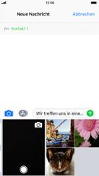 Apple iPhone 6s - MMS - Erstellen und senden - 12 / 19