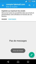 Sony Xperia Z5 Compact - E-mails - Envoyer un e-mail - Étape 16