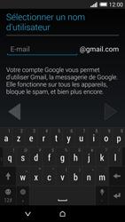 HTC Desire 816 - Premiers pas - Créer un compte - Étape 9