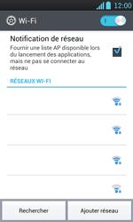 LG P700 Optimus L7 - Wifi - configuration manuelle - Étape 5