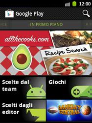 Samsung Galaxy Pocket - Applicazioni - Configurazione del negozio applicazioni - Fase 18