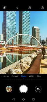 Huawei Nova 5T - Photos, vidéos, musique - Prendre une photo - Étape 15