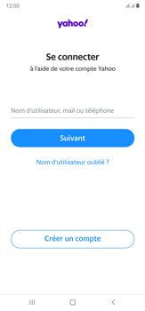 Samsung Galaxy Note20 Ultra 5G - E-mails - Ajouter ou modifier votre compte Yahoo - Étape 9