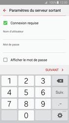 Samsung Galaxy S6 - E-mails - Ajouter ou modifier un compte e-mail - Étape 13