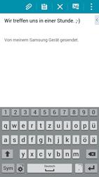 Samsung A500FU Galaxy A5 - E-Mail - E-Mail versenden - Schritt 19