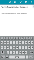 Samsung Galaxy A5 - E-Mail - E-Mail versenden - 19 / 21