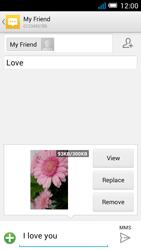 Alcatel OT-7041X Pop C7 - MMS - Sending pictures - Step 16