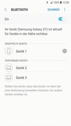 Samsung Galaxy S7 - Android N - Bluetooth - Verbinden von Geräten - Schritt 9