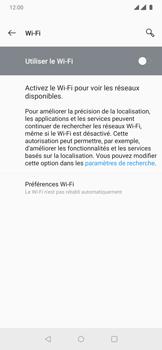 OnePlus 7 Pro - Internet et connexion - Accéder au réseau Wi-Fi - Étape 6