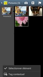 Samsung Galaxy Note 2 - Photos, vidéos, musique - Envoyer une photo via Bluetooth - Étape 6