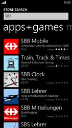 HTC Windows Phone 8X - Applications - Installing applications - Step 13
