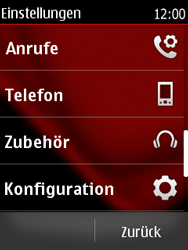 Nokia Asha 300 - MMS - Manuelle Konfiguration - Schritt 5