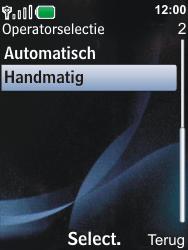 Nokia 6600i slide - Buitenland - Bellen, sms en internet - Stap 6