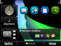 Nokia E6-00 - internet - automatisch instellen - stap 3