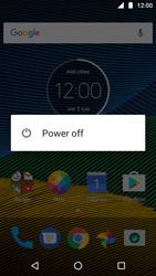 Motorola Moto G5 - MMS - Manual configuration - Step 18
