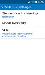 Samsung Galaxy J1 - Internet - Apn-Einstellungen - 2 / 2