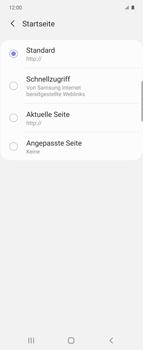 Samsung Galaxy Z flip - Internet und Datenroaming - Manuelle Konfiguration - Schritt 26