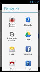 Acer Liquid Z5 - Internet - Navigation sur Internet - Étape 17