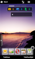 Samsung I8000 Omnia II - internet - handmatig instellen - stap 1
