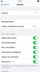 Apple iPhone SE (2020) - Prise en main - Comment ajouter une langue de clavier - Étape 5