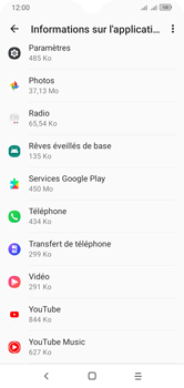 Alcatel 1S (2020) - Applications - Supprimer une application - Étape 9