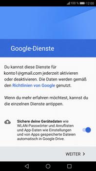 Huawei Mate 9 - E-Mail - Konto einrichten (gmail) - 13 / 17
