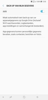 Samsung Galaxy A7 (2018) - toestel resetten - back-up maken met jouw account - stap 10