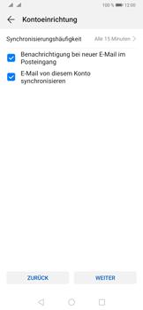 Huawei P30 Pro - E-Mail - Manuelle Konfiguration - Schritt 17