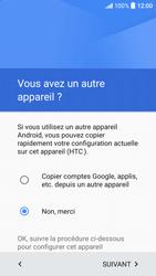HTC Desire 530 - Premiers pas - Créer un compte - Étape 7