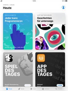 Apple iPad Air 2 - Apps - Herunterladen - 3 / 13