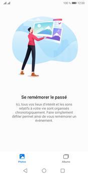 Huawei Y5P - Photos, vidéos, musique - Envoyer une photo via Bluetooth - Étape 4