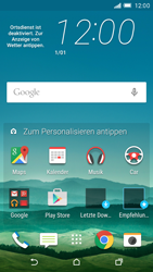 HTC One M9 - Internet - Automatische Konfiguration - 1 / 2