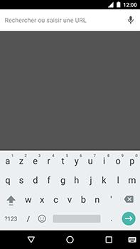 Motorola Moto E4 Plus - Internet et connexion - Naviguer sur internet - Étape 7