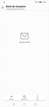Huawei Mate 20 lite - E-mails - Ajouter ou modifier votre compte Outlook - Étape 8