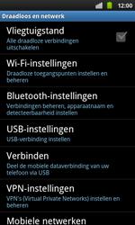 Samsung I9001 Galaxy S Plus - bluetooth - aanzetten - stap 5