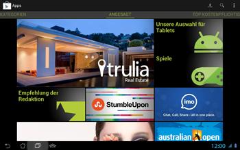 Asus Padfone 2 - Apps - Konto anlegen und einrichten - Schritt 16
