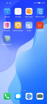 Huawei P40 Lite 5G - Contact, Appels, SMS/MMS - Ajouter un contact - Étape 3
