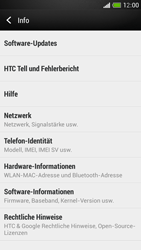HTC One Mini - Software - Installieren von Software-Updates - Schritt 6