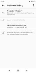 Sony Xperia XZ2 Compact - Android Pie - Bluetooth - Geräte koppeln - Schritt 7