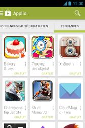 Bouygues Telecom Bs 351 - Applications - Télécharger une application - Étape 13