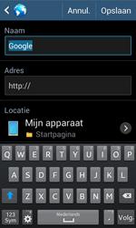 Samsung Galaxy S3 Mini Lite - internet - hoe te internetten - stap 7
