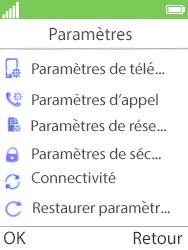 Mobiwire Doli - Sécuriser votre mobile - Activer le code de verrouillage - Étape 4
