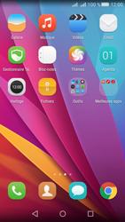 Huawei Huawei Y5 II - E-mail - Configuration manuelle - Étape 4