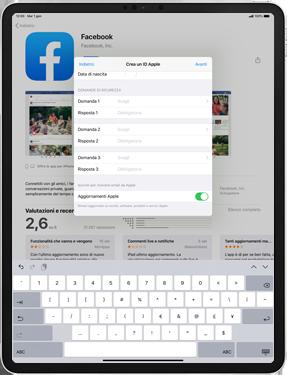 Apple iPad Pro 10.5 (1st gen) - iPadOS 13 - Applicazioni - Configurazione del negozio applicazioni - Fase 14