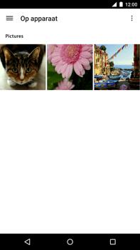 Motorola Nexus 6 - contacten, foto