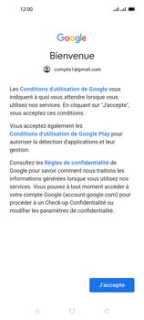 Oppo Reno 4 Pro - E-mails - Ajouter ou modifier votre compte Gmail - Étape 10