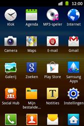 Samsung S6500D Galaxy Mini 2 - internet - hoe te internetten - stap 2
