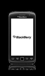 BlackBerry 9860 Torch - Internet - Manual configuration - Step 1